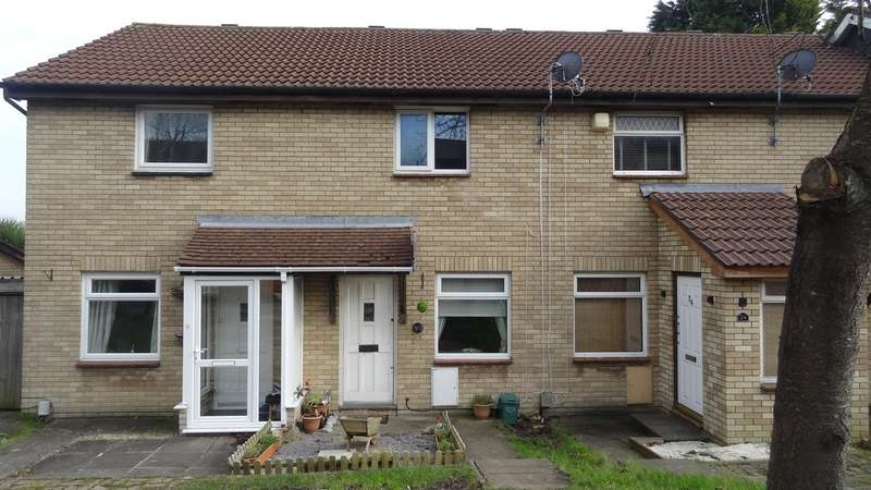 2 Bedrooms Terraced House for sale in Marloes Close, BARRY