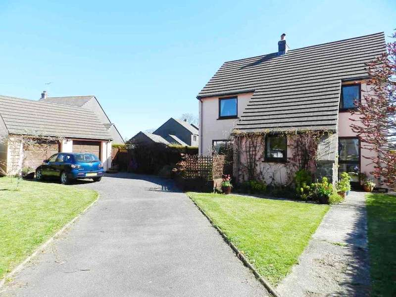 4 Bedrooms Detached House for sale in Picton Close, Crundale, Haverfordwest