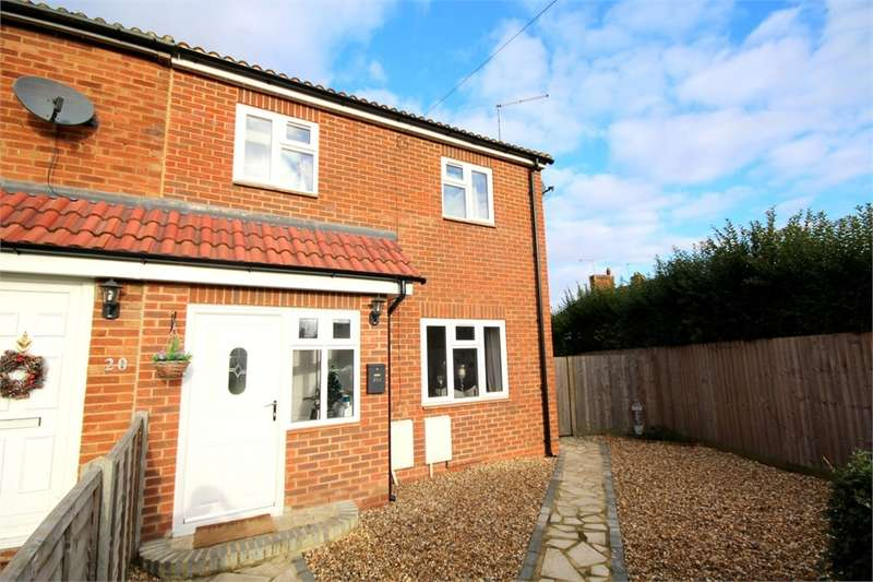 3 Bedrooms End Of Terrace House for sale in Leachcroft, Chalfont St Peter, Gerrards Cross, Buckinghamshire