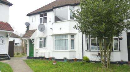 3 Bedrooms Maisonette Flat for sale in Chalfont Court, Colindeep Lane, London, Colindale