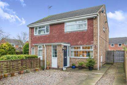 2 Bedrooms Semi Detached House for sale in Cotterdale Close, Knaresborough, North Yorkshire, .