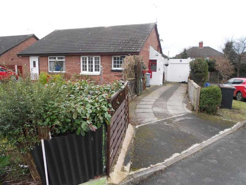 2 Bedrooms Property for sale in Seaton Close, Coppenhall, Crewe, Cheshire