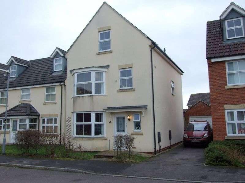 5 Bedrooms Detached House for sale in Millards Close, Hilperton Marsh
