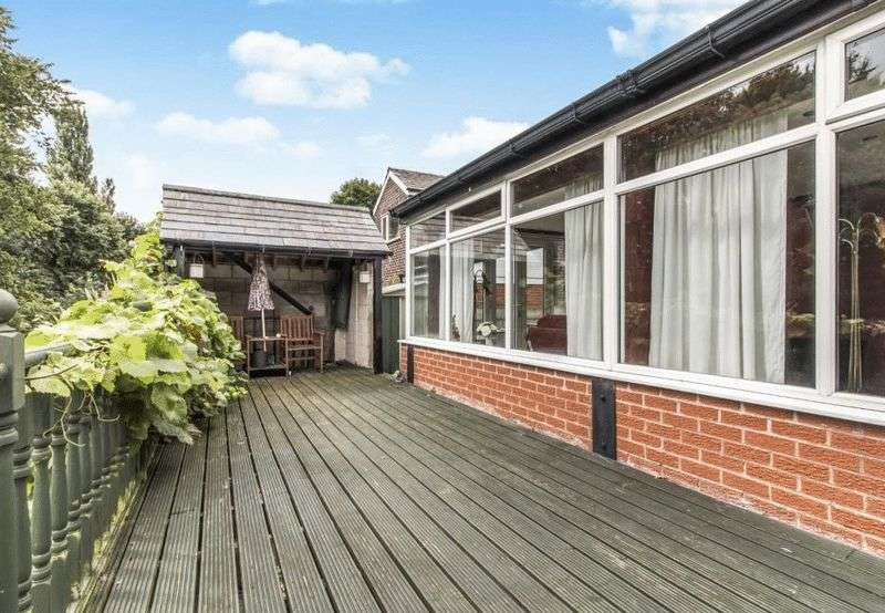 3 Bedrooms Detached Bungalow for sale in Hill Lane, Manchester, M9 6PE