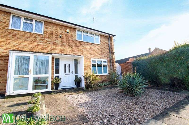 3 Bedrooms Terraced House for sale in Building Plot, Wavell Close, Cheshunt