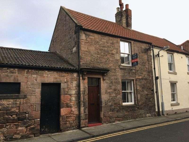 2 Bedrooms Terraced House for sale in Railway Street, Berwick-Upon-Tweed