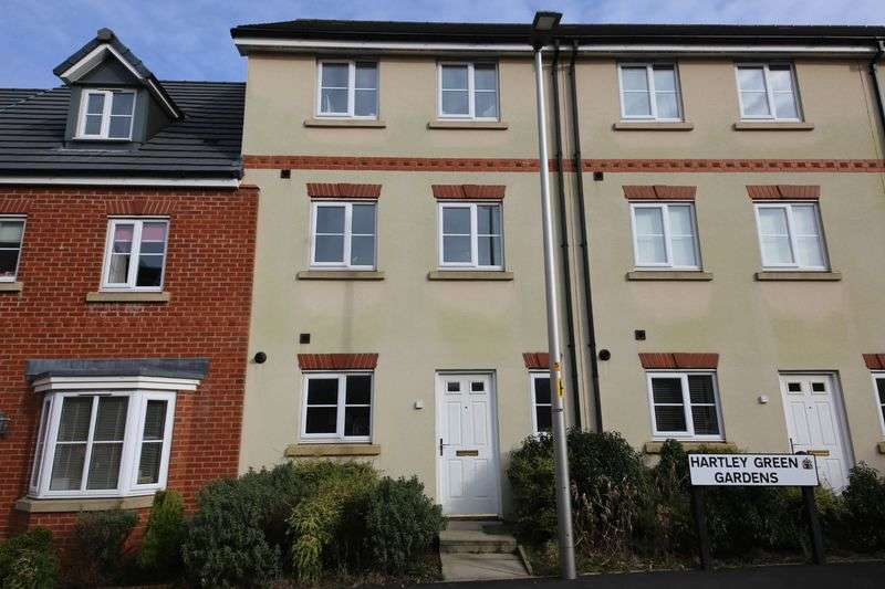 4 Bedrooms Terraced House for sale in Hartley Green Gardens, Billinge, Wigan
