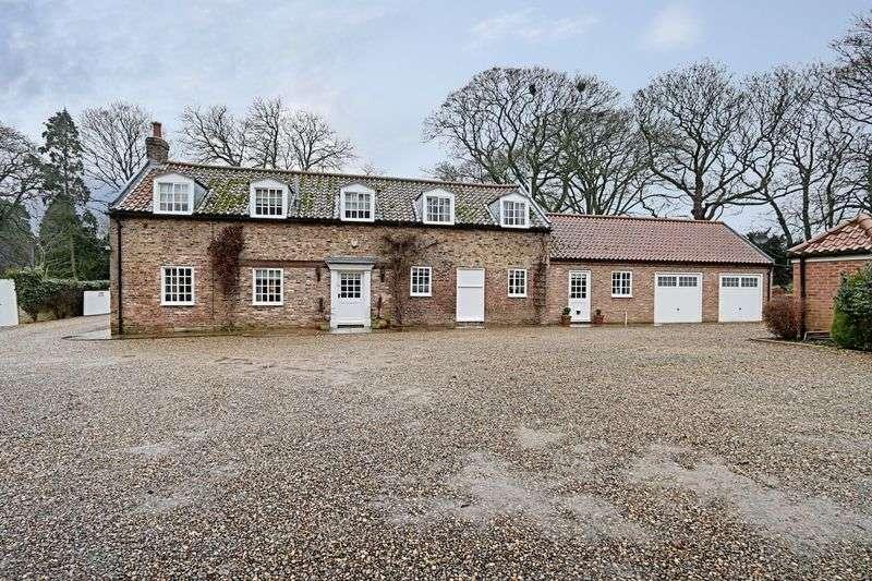 3 Bedrooms Detached House for sale in Main Street, Sigglesthorne