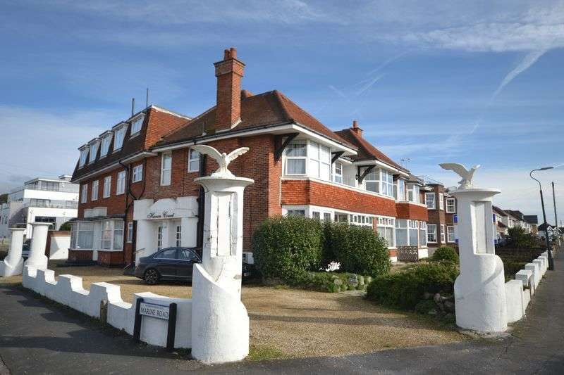 3 Bedrooms Flat for sale in Haven Court, Marine Road, Southbourne, Bournemouth