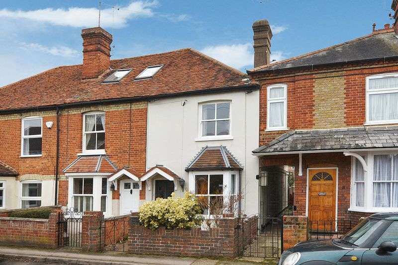 2 Bedrooms Terraced House for sale in Marlow