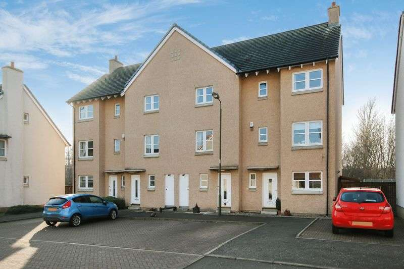 3 Bedrooms Terraced House for sale in 93 Hillside Grove, Bo'ness