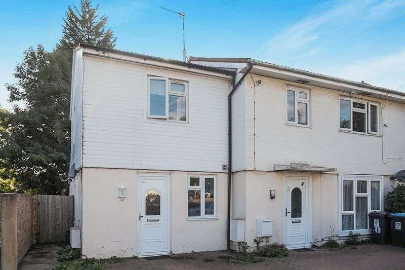 2 Bedrooms House for sale in Montgomery Avenue, Hemel Hempstead - SUPERB VALUE
