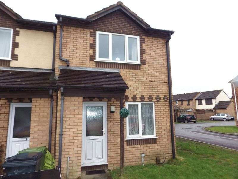 2 Bedrooms Terraced House for sale in Stanley Mead, Bradley Stoke