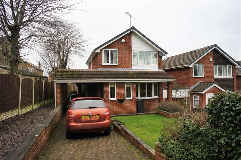 3 Bedrooms Detached House for sale in Townend Lane, Deepcar, Sheffield, S36 2TN