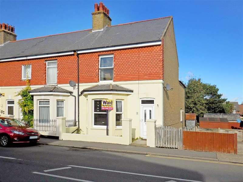 3 Bedrooms End Of Terrace House for sale in Manor Road, Deal, Kent