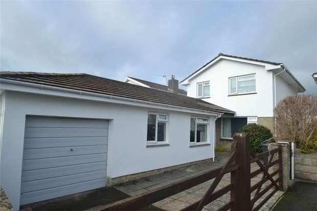 4 Bedrooms Detached House for sale in Braunton, North Devon
