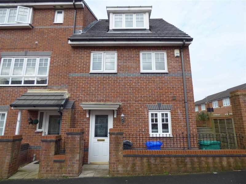 3 Bedrooms Property for sale in Kilmaine Avenue, Moston, Manchester, M9