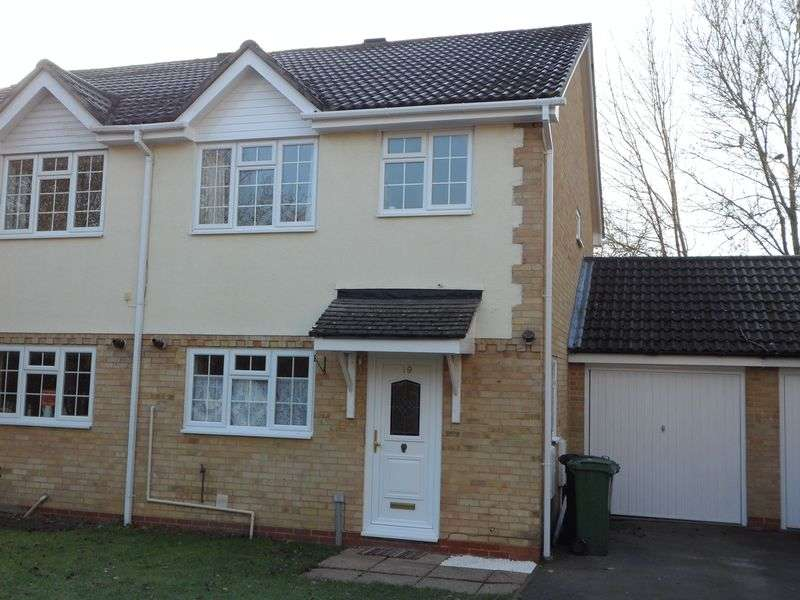 3 Bedrooms Semi Detached House for sale in Summerfields, Chineham