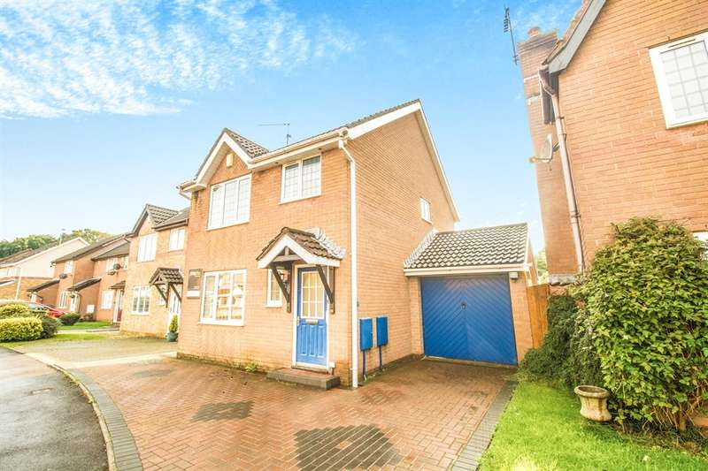 3 Bedrooms Detached House for sale in Heol Draenen Wen, Cardiff