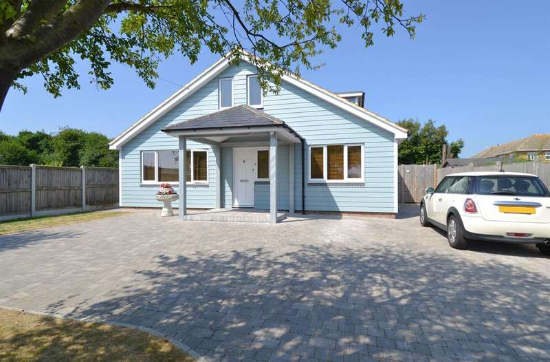 4 Bedrooms Detached Bungalow for sale in Buckingham Road, Tankerton, Whitstable