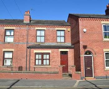 3 Bedrooms Terraced House for sale in Frog Lane, Springfield, Wigan, WN6 7DS