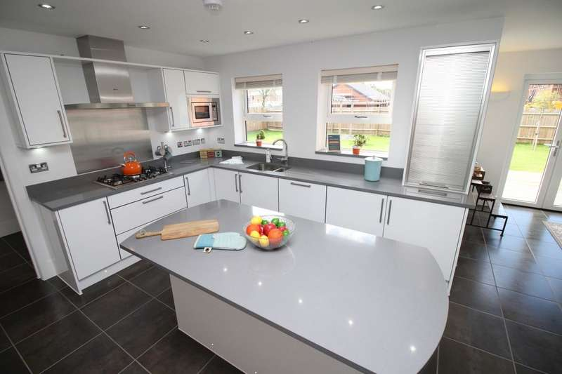 5 Bedrooms Detached House for sale in Corona Avenue, Balby, Doncaster, DN4