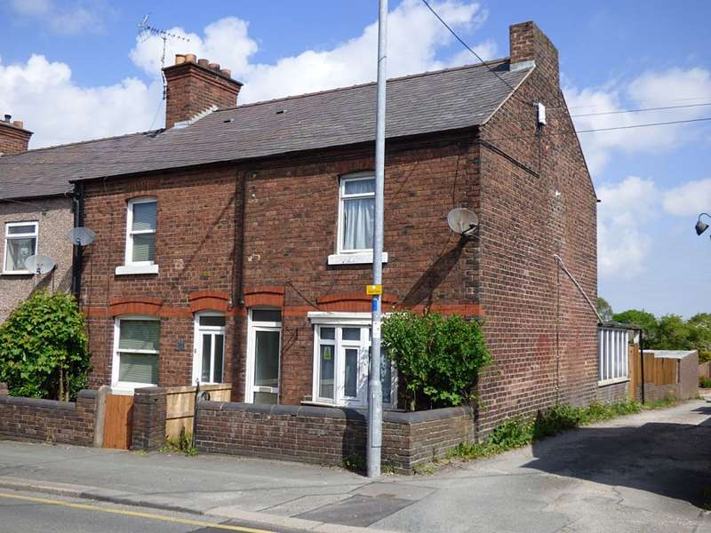 4 Bedrooms Terraced House for sale in Brunswick Road, Bwcle, CH7 2EH