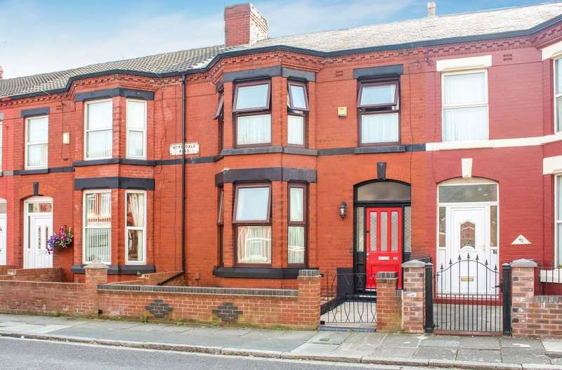 4 Bedrooms Terraced House for sale in Wyresdale Road, Liverpool, L9 0JS