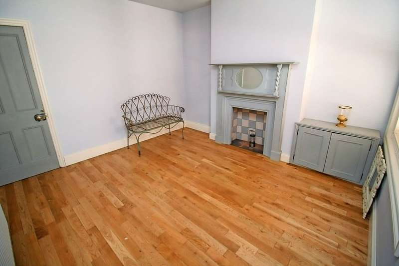 2 Bedrooms Terraced House for sale in Lawrence Street, Stapleford, Nottingham NG9 7FU