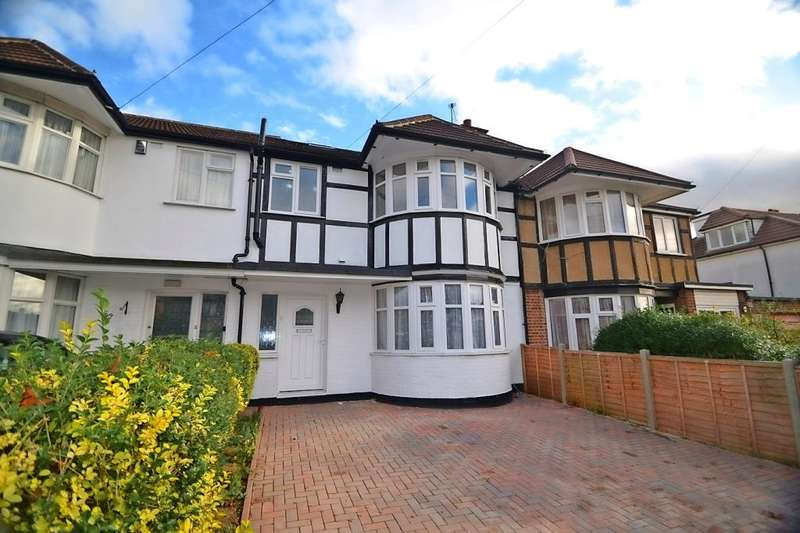 6 Bedrooms Terraced House for sale in Kenmore avenue, Kenton, HA3 8PJ