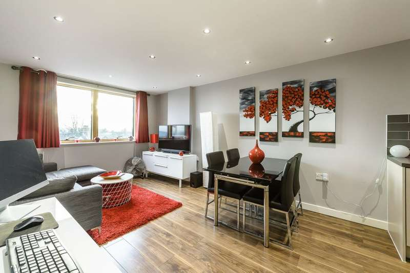 1 Bedroom Property for sale in Church Road, London, NW10 9BA