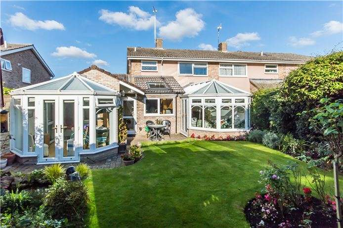 5 Bedrooms Semi Detached House for sale in Barrowcrofts, Histon, Cambridge