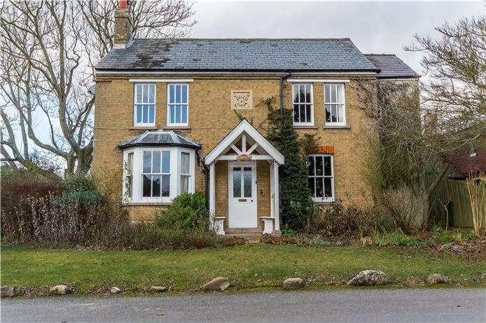 4 Bedrooms Detached House for sale in Eltisley Road, Great Gransden, Bedfordshire