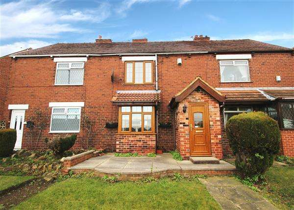 2 Bedrooms Terraced House for sale in Mill Lane, South Elmsall