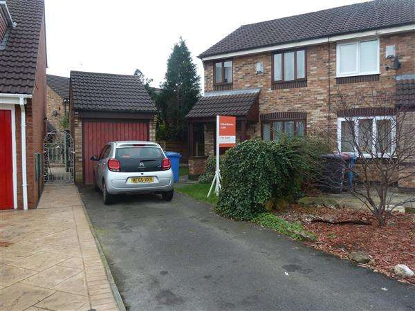 3 Bedrooms Semi Detached House for sale in Montonmill Garden, Monton, Eccles