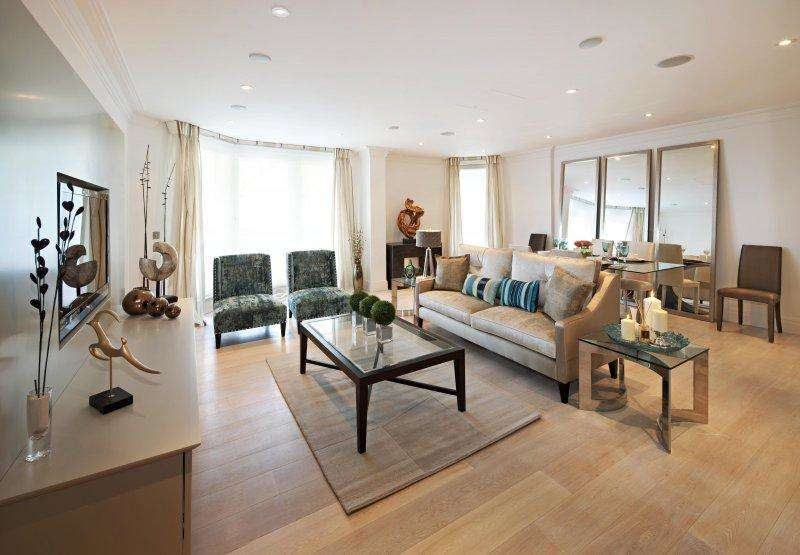 2 Bedrooms Flat for sale in West Heath Place Hodford Road Golders Green NW11