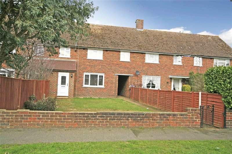 4 Bedrooms Terraced House for sale in Cornwall Avenue, Byfleet, Surrey, KT14