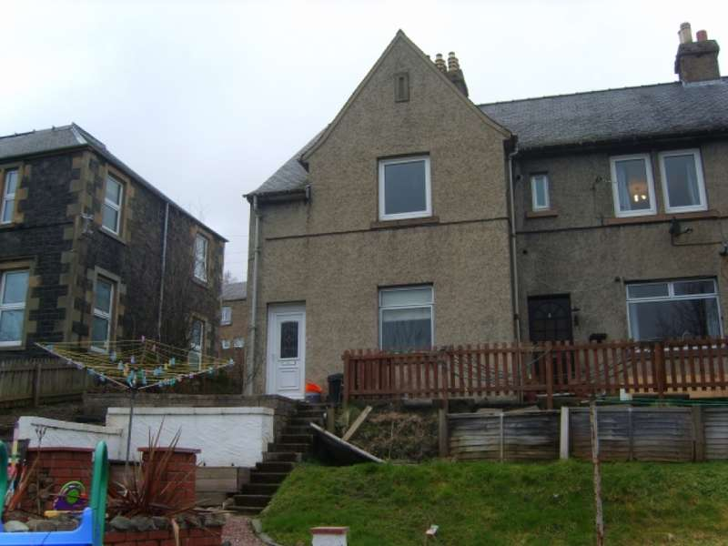 3 Bedrooms Flat for sale in 228 Magdala Terrace, Galashiels, TD1 2HU