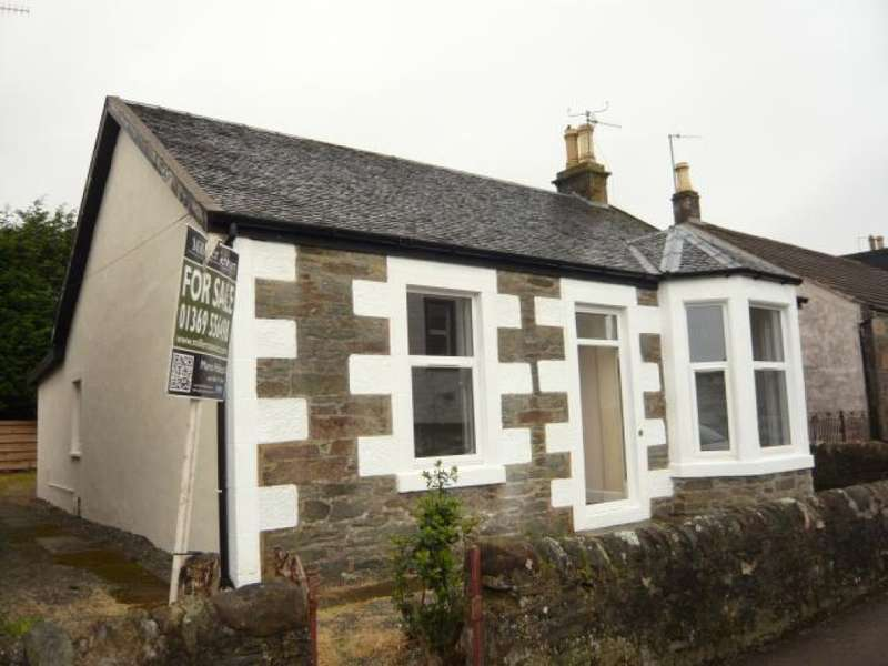 3 Bedrooms Bungalow for sale in 91 George Street, Dunoon, PA23 8PB