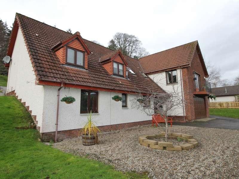 5 Bedrooms Detached Villa House for sale in 1 Croft Lane, Inverness, Inverness, IV3 8UD