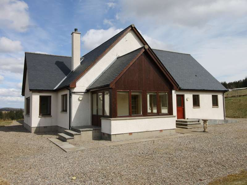 5 Bedrooms Detached Bungalow for sale in Rhivoulich Lodge Abriachan, Inverness, IV3 8LB