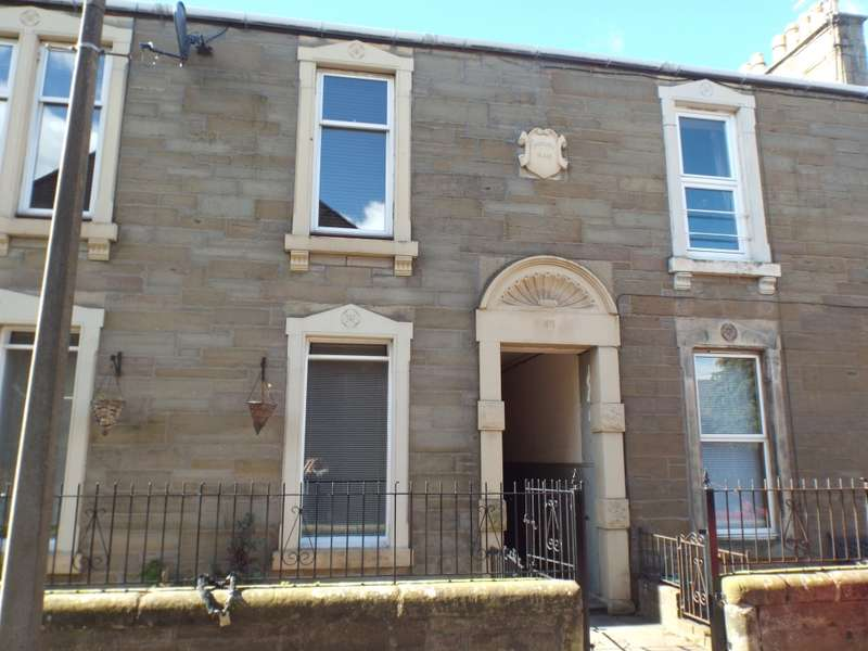 2 Bedrooms Flat for sale in 1D Churchhill Place, Broughty Ferry, Dundee, DD5 2ET