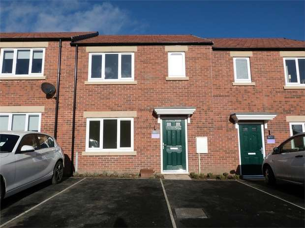3 Bedrooms Terraced House for sale in *PLOT 122 - PICK and MIX INCENTIVES*, Eden Field, Newton Aycliffe, Durham