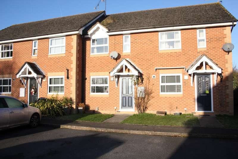 2 Bedrooms Terraced House for sale in Donaldson Way, Woodley, Reading, RG5