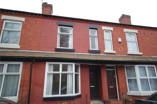 2 Bedrooms Terraced House for sale in Salisbury Street, MANCHESTER