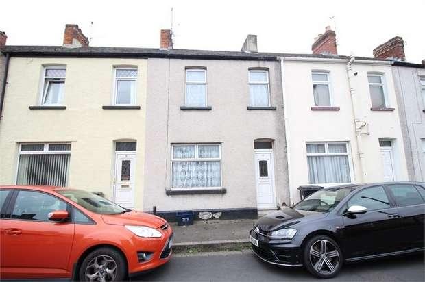 3 Bedrooms Terraced House for sale in Bond Street, NEWPORT