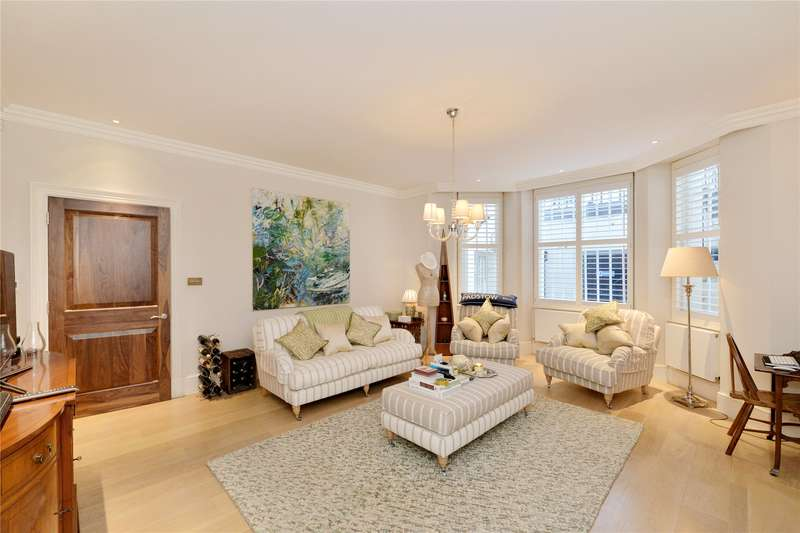 3 Bedrooms Flat for sale in Stanhope Gardens, London, SW7