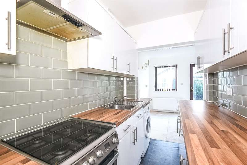 3 Bedrooms End Of Terrace House for sale in Crofts Road, Harrow, Middlesex, HA1