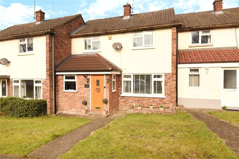 2 Bedrooms Terraced House for sale in Saunders Road, Uxbridge, Middlesex, UB10