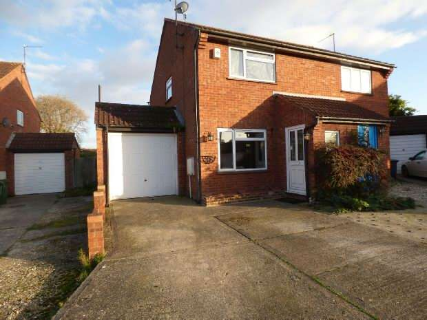 2 Bedrooms Semi Detached House for sale in Devonshire Gardens, Tilehurst, Reading,